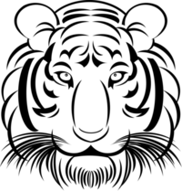 Tiger Insignia