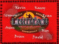 Lihiman Flag