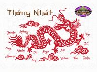 Thong Nhat Flag