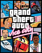 Vice City Cover Art