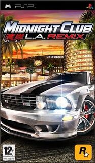 Midnight Club- L.A. Remix
