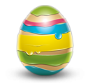 Easter Resource Colored Egg