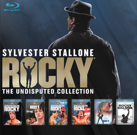 Rocky-collection - DVD