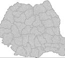 Gemeenten in Roemenië