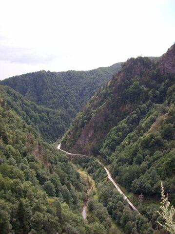 Bestand:Transfagarasan, Arges2.jpg