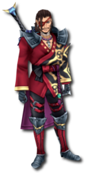 Zegram midnight cloak