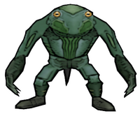 044 Frogman