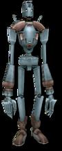 Steve titanium armor