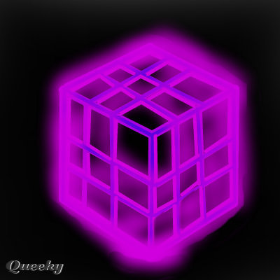 File:Glowing-purple-3d-cube.jpg