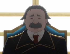 Rick Walken anime