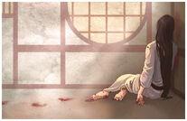 Okita tainted by hitokugutsu-d4uv4vf