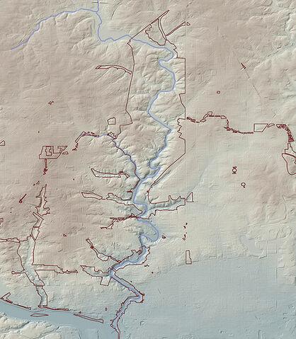 File:Topographic map of Rock Creek Park, D.C..jpg