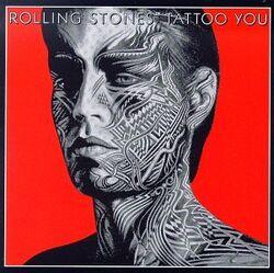 Tattoo You-cover art