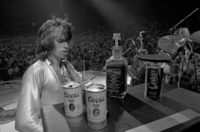 Keith on stage Russell 1972