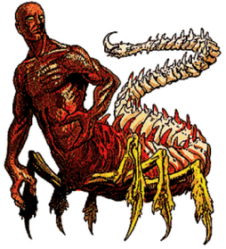 Manscorpion