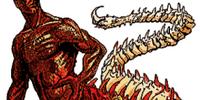 Man-Scorpion
