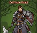Captain Koke