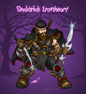 Shaldrick ironheart by markatron2k
