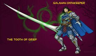 Galahan tooth by markatron2k