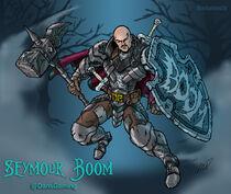 Seymour Boom by markatron2k