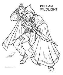 Kellan wildlight by markatron2k