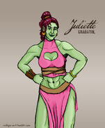 Juliette by reikya