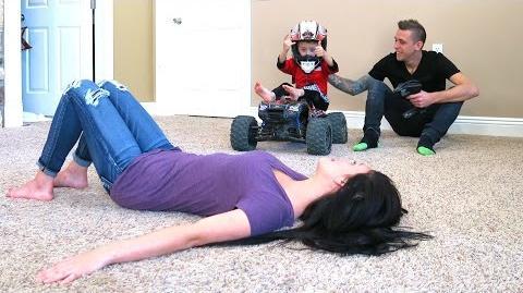 HE RAMPED HER!!