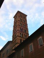 2011 Silvestro, campanile