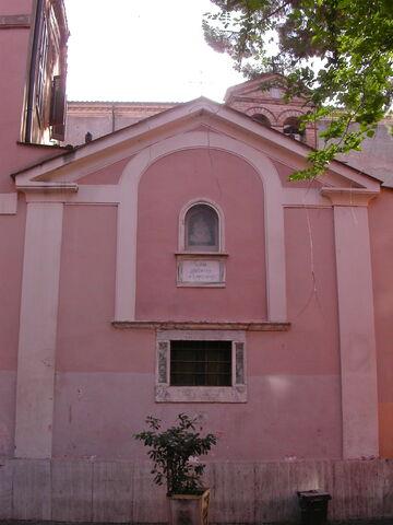 File:2011 Maria in Trastevere oratory.jpg