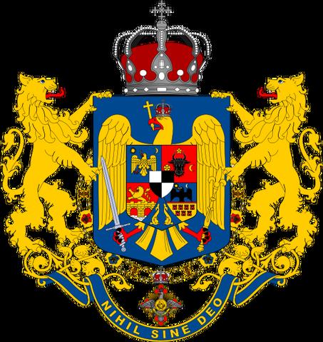 Fișier:Kingdom of Romania - Medium CoA svg.png