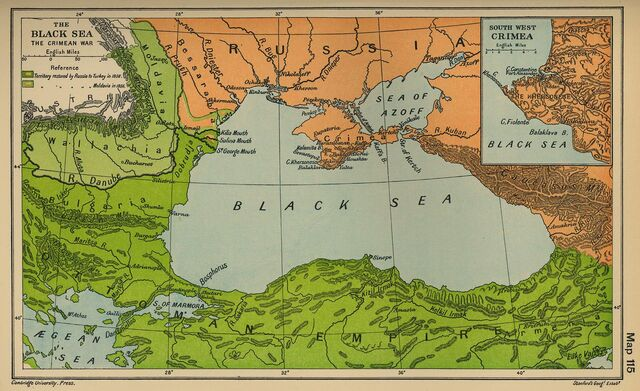 Fișier:Black sea crimean war.jpg