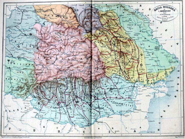 Fișier:Romania si Dacia moderna 1868.JPG