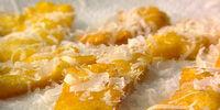 Fried Polenta Slices I