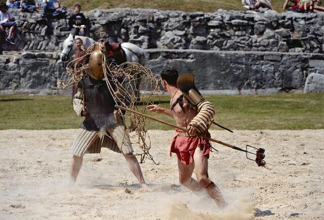 Datei:Legionaerspfad Kampf der Gladiatoren.jpg