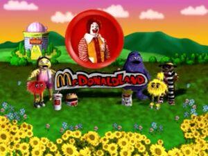 McDonald PC Opening