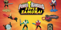 Super Samurai Toys