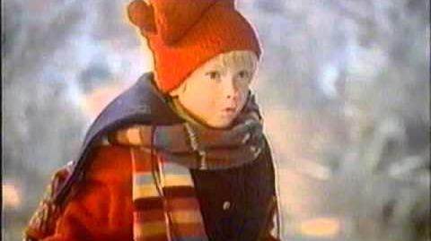"1985 McDonald's ""Happy Holidays"" ice skating commercial"