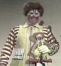 Willard clown 33