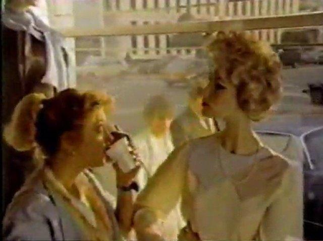 McDonalds -- time for breakfast 1984
