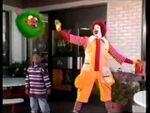 Ronald McDonald & Iam Hungry