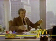 McDonalds Commercial Kevin Scannell