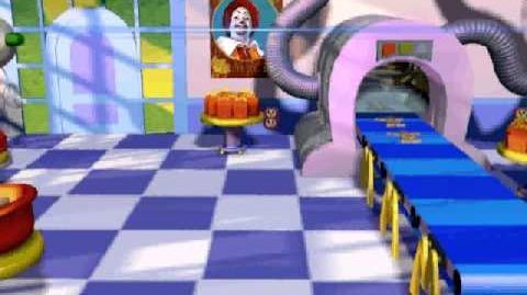 McDonaldland Silly Games Intro
