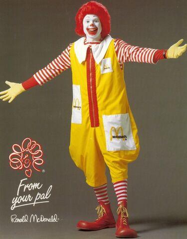 File:Ronald McDonald Autograph.jpg
