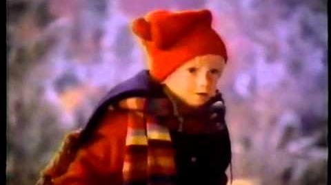1986 McDonalds Ronald McDonald Ice Skating Commercial