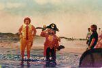 Ronald & the Captain