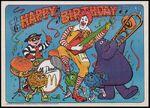 McDonaldland Birthday Card