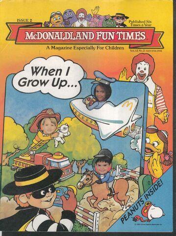 File:McDonald Fun Times Kids Magazine.jpg