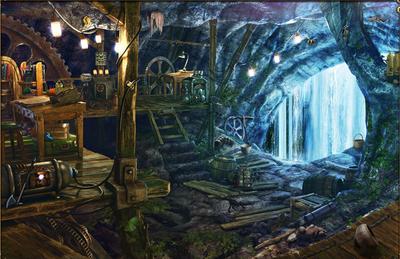Cave klein