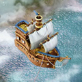 Celestial Ship 2