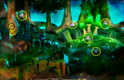 Mushroom Forest-Plush Bunny
